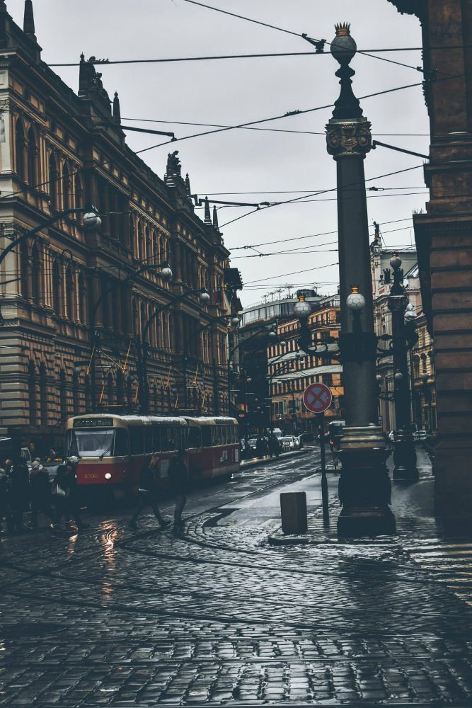 Meteo e temperature di Praga