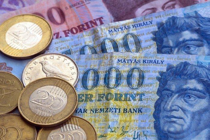 Il tasso di cambio per HUF e Euro