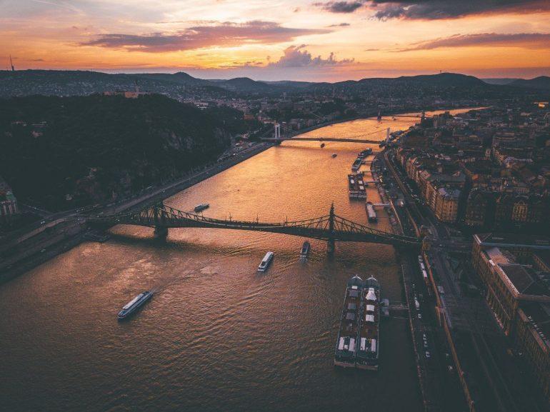 Il meteo a Budapest