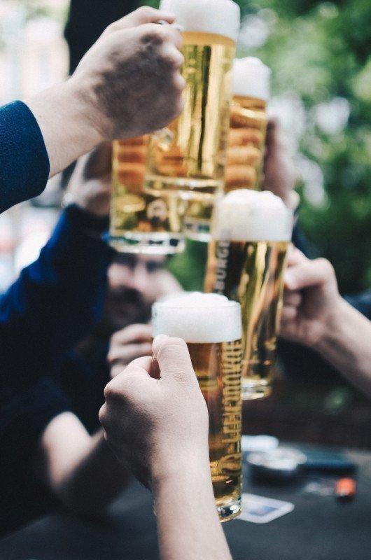 Produzione di birra nello stato ceco