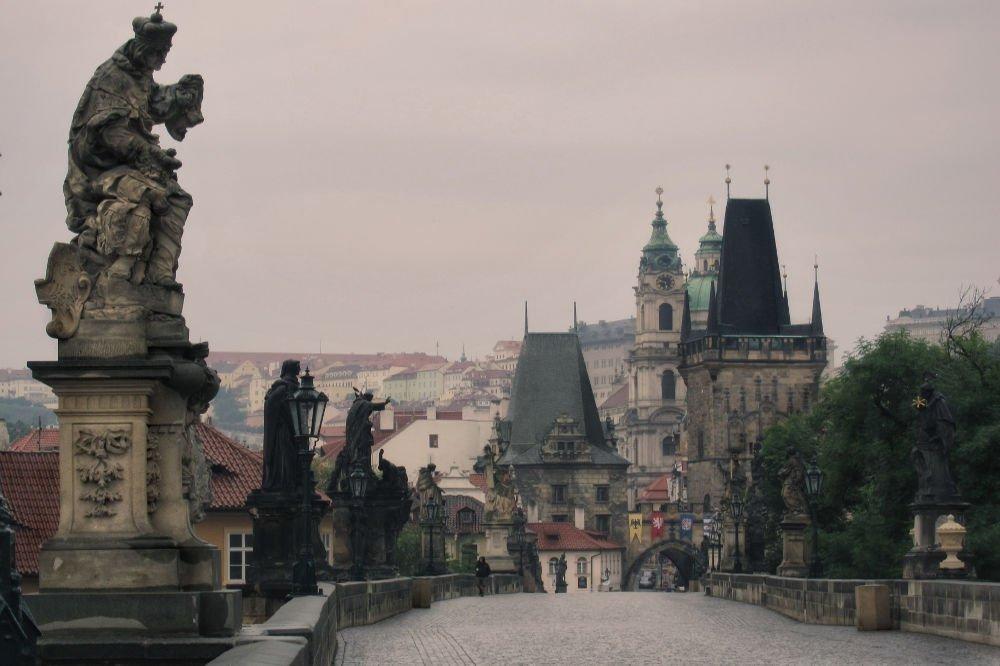 Praga e Repubblica Ceca sono in Europa