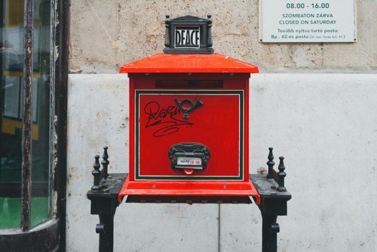 Il servizio postale ungherese