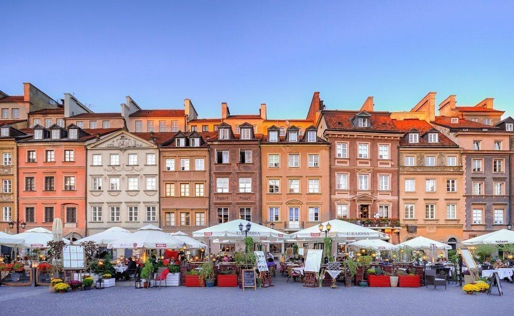 Cosa vedere e visitare nella piazza di Varsavia