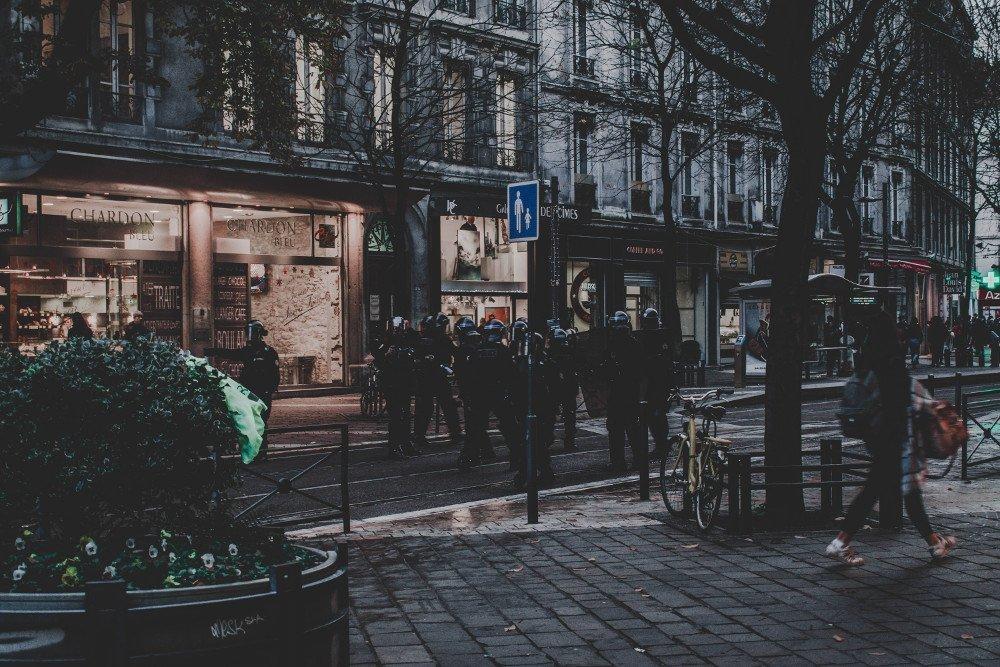 Zone pericolose a Praga
