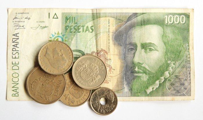 La valuta accettata in Spagna