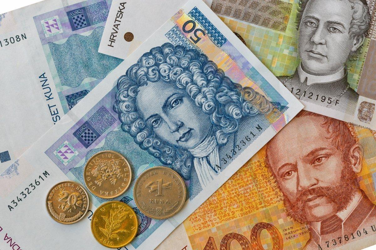 Il Kuna è la valuta della Croazia