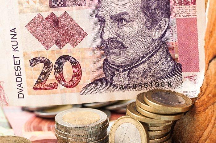 In Croazia i soldi si chiamano Kuna