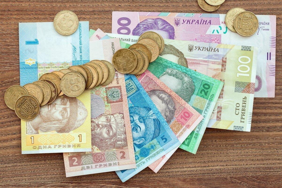 La moneta accettata in Ucraina è il Grivnia