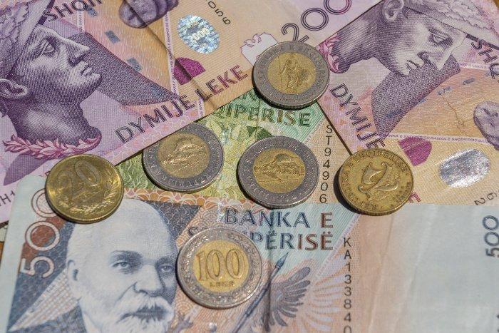 Quanto vale un euro in Lek