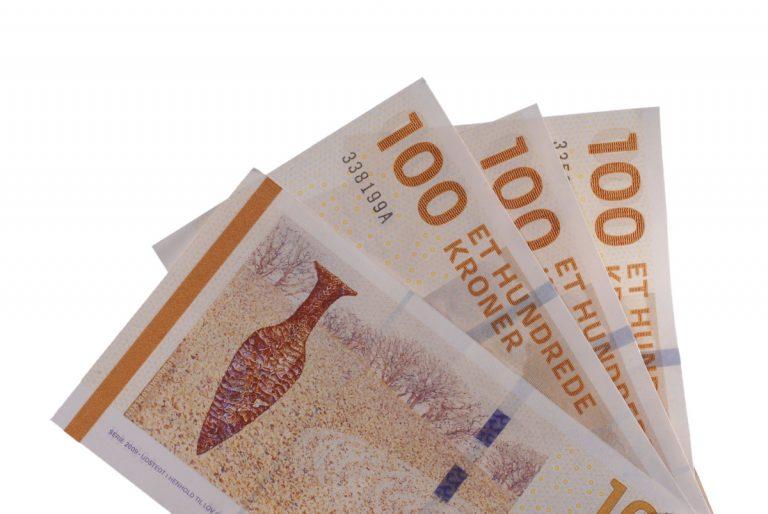 La moneta danese è la corona