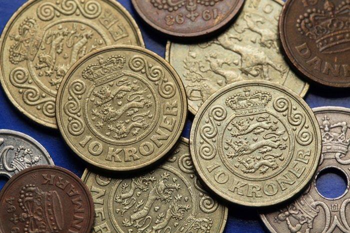 Il valore delle corone danesi