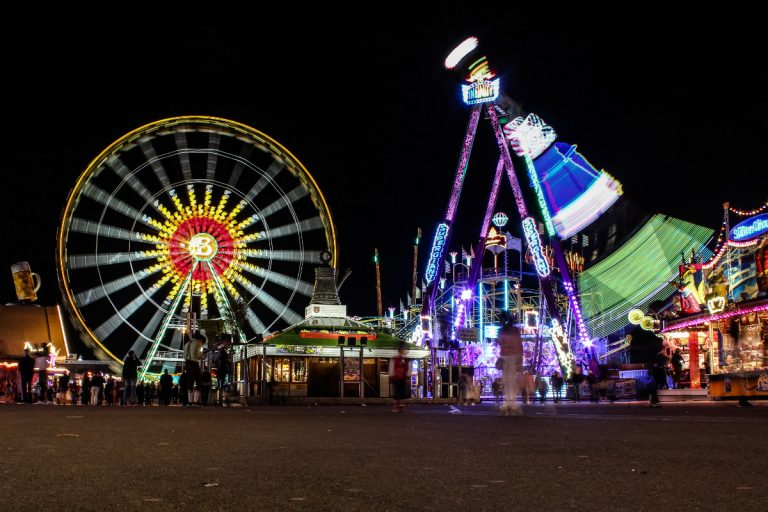 La festa tedesca di Frühlingsfest