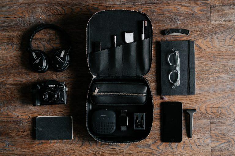 Kit accessori da viaggio