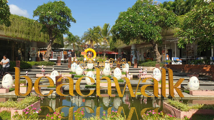 Centro commerciale Beachwalk a Kuta