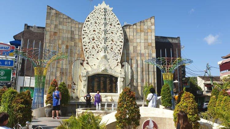 Bali Memorial a Kuta
