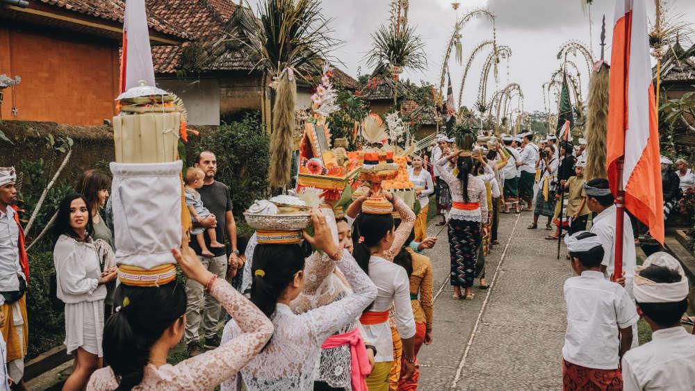 Visto Bali