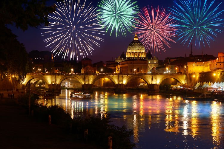 Trascorri San Silvestro a Roma