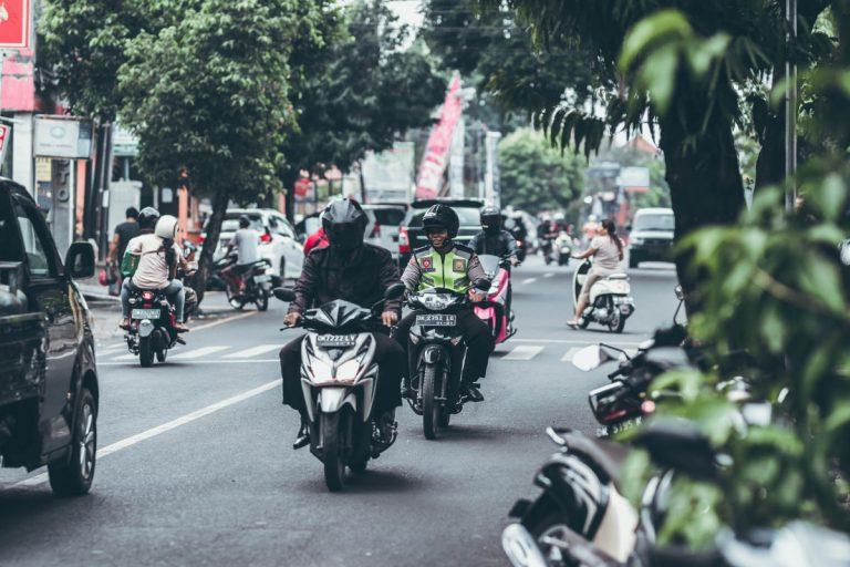 Come spostarsi a Bali