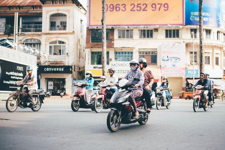 Muoversi e viaggiare per l'Indonesia