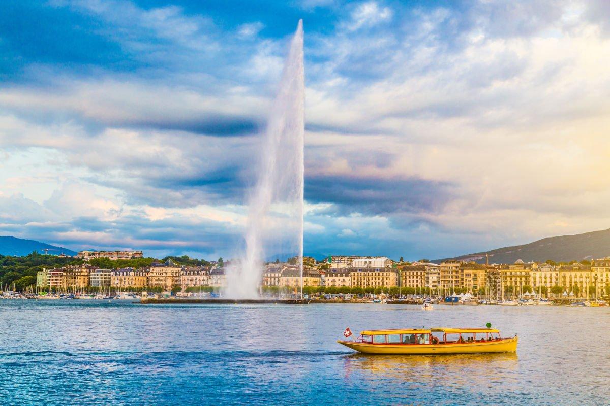 I migliori luoghi di interesse a Ginevra