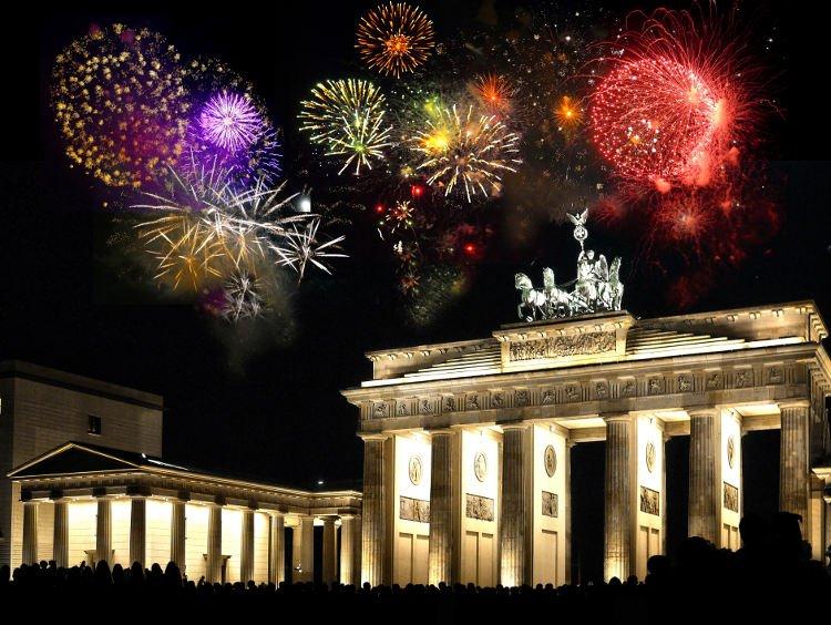 Trascorrere capodanno in Germania