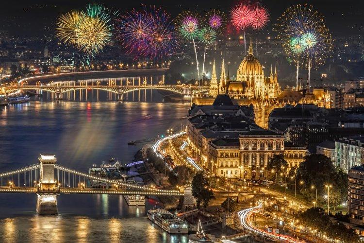 Capodanno a Budapest