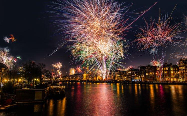 Passare l'ultimo dell'anno a Amsterdam