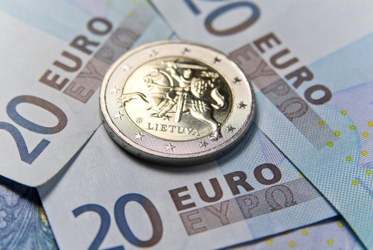 La valuta attualmente in vigore in Lituania è l'Euro