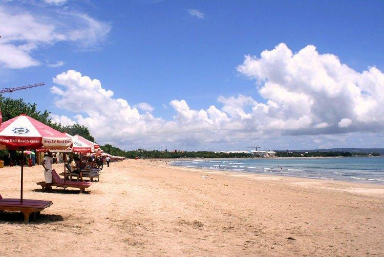 Spiaggia di Kuta