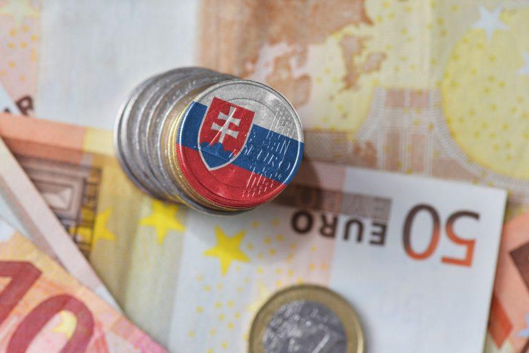 La moneta usata in Slovacchia