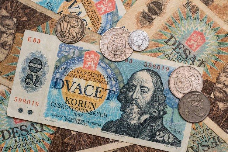 L'antica moneta della Slovacchia era il Koruna