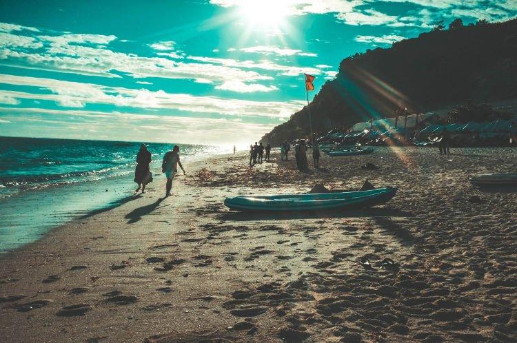 Spiaggia di Pandawa