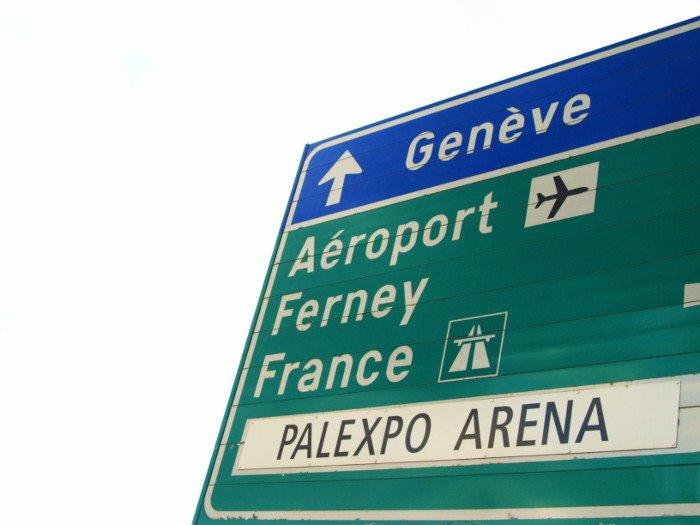 Biglietto gratis per il treno a Ginevra