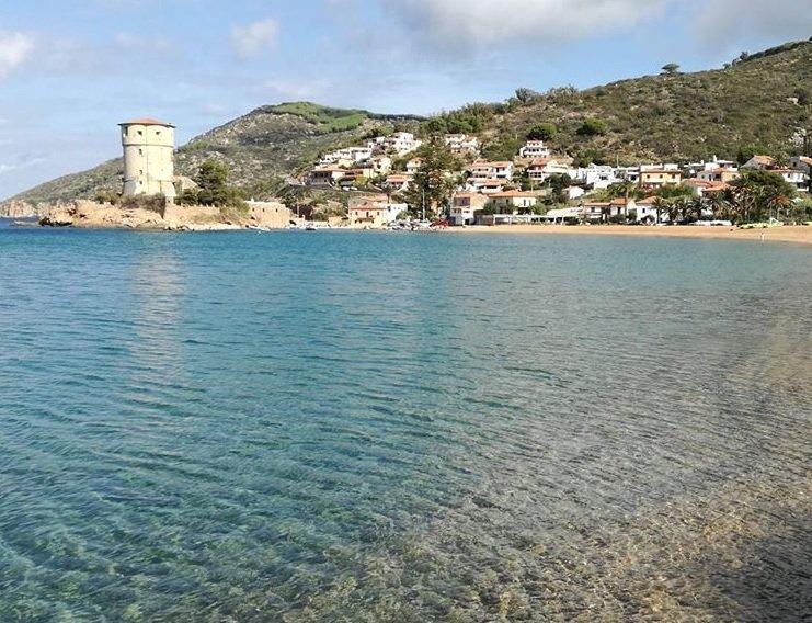 Le migliori spiagge del Giglio