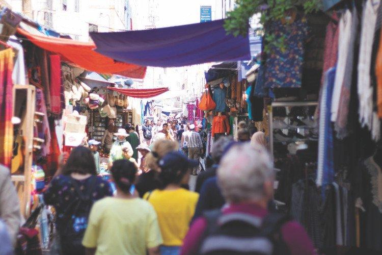 Vedere e visitare il mercato di Ubud