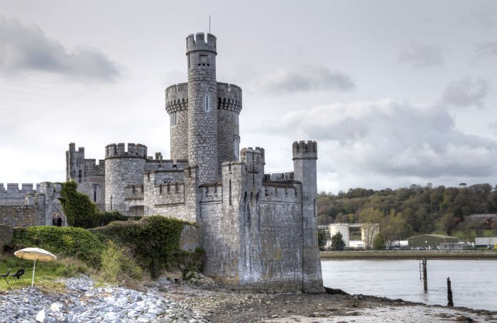 Visitare Blackrock Castle a Cork