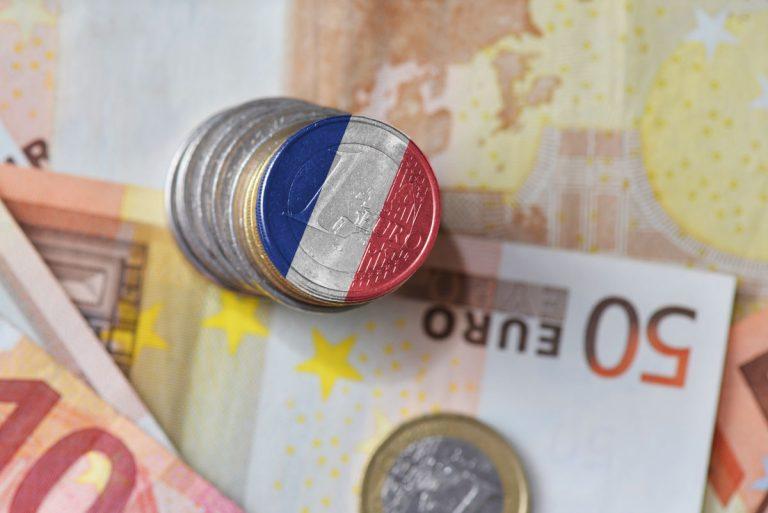 La moneta usata in Francia