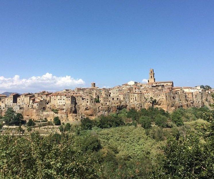 Borgo mediovale di Pitigliano