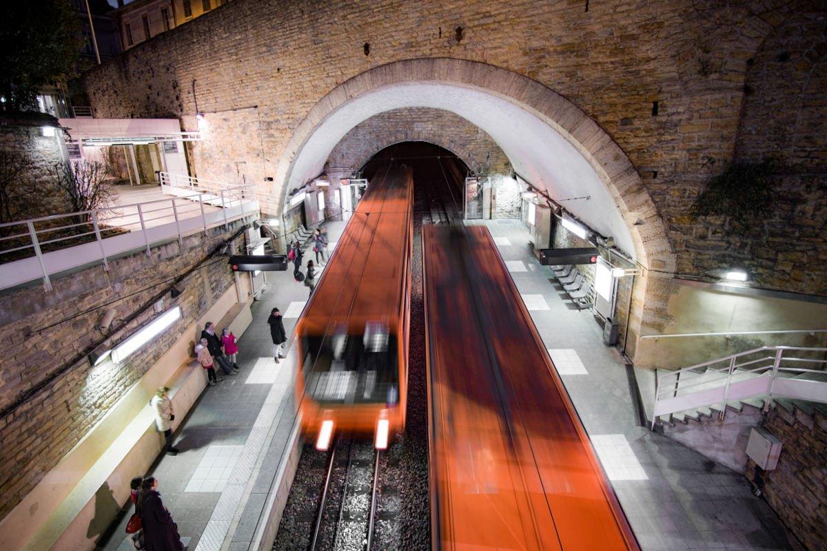 Il trasporto pubblico TCL di Lione
