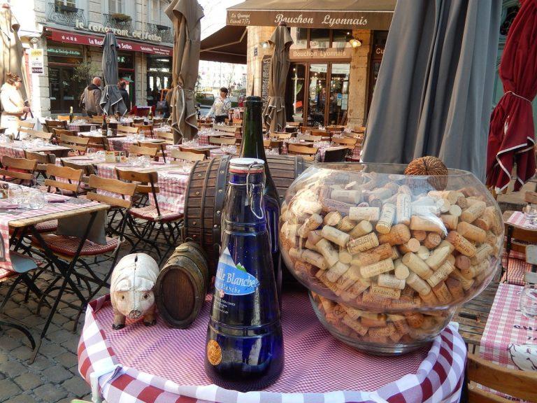 I ristoranti bouchon di Lione