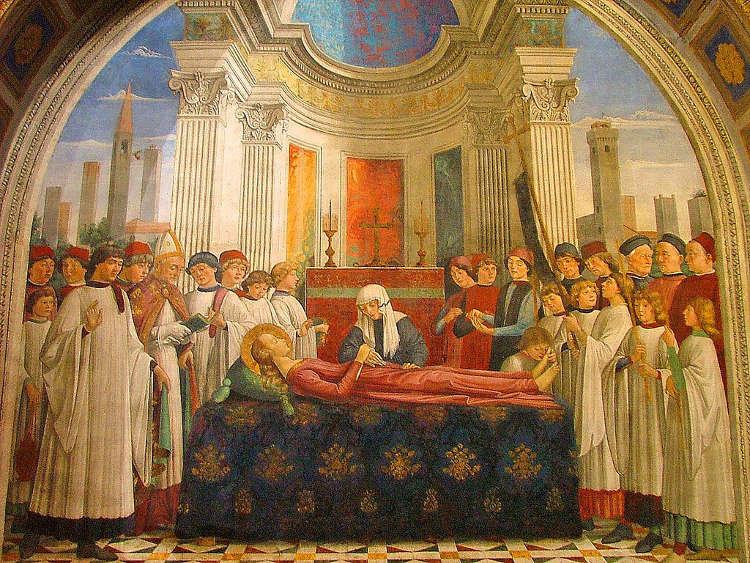 Visitare la Cappella di Santa Fina a San Gimignano