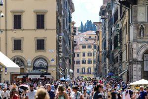 Gli abitanti in Toscana