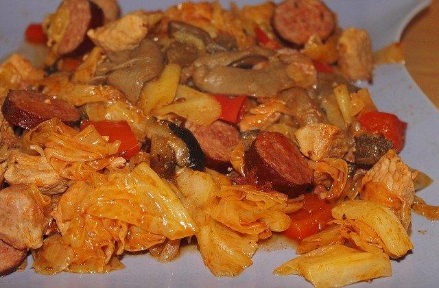 Bigos piatto nazionale polacco