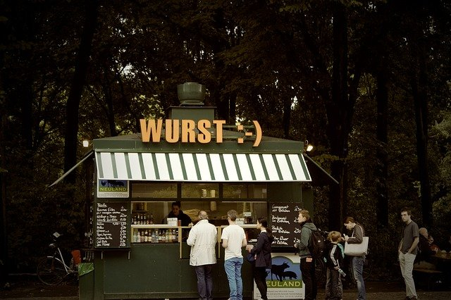 Il currywurst a Colonia