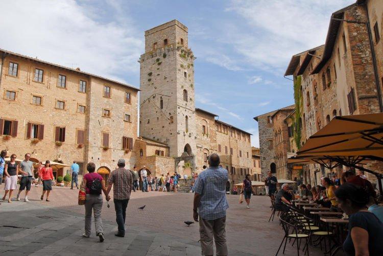 Visitare la Torre del Diavolo a San Gimignano