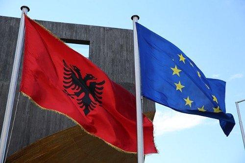 Albania stato membro dell'UE