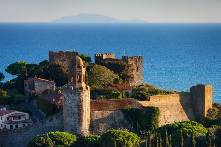 Fortezza di Castiglione della Pescaia
