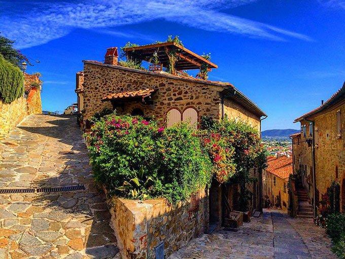 Borgo di Castiglione della pescaia