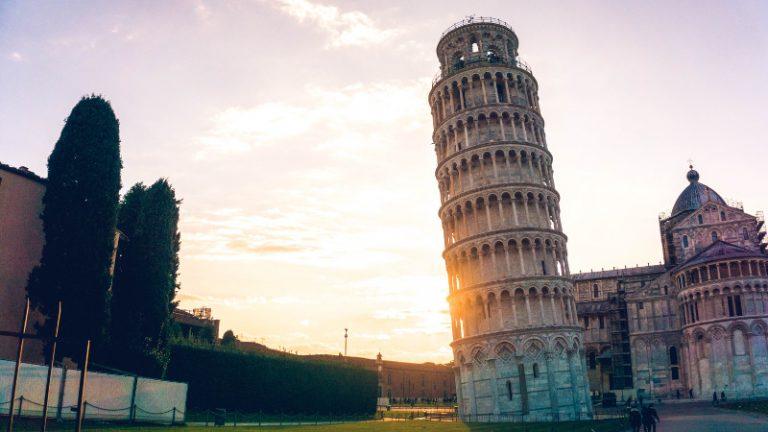 Luoghi di interesse a Pisa