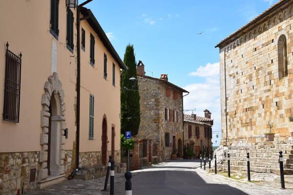 Borgo medievale di Cortona